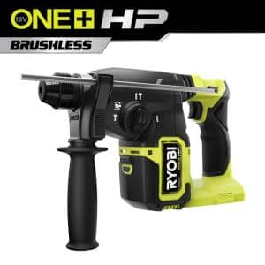 ONE+ HP 18V Brushless Cordless 1 in. Rotary Hammer Drill (Tool Only)