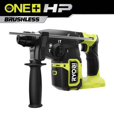 ONE+ HP 18V Brushless Cordless 1 in. SDS-Plus Rotary Hammer Drill (Tool Only)