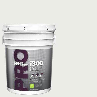 5 gal. #52 White Eggshell Interior Paint