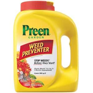 5.625 lbs. Garden Weed Preventer