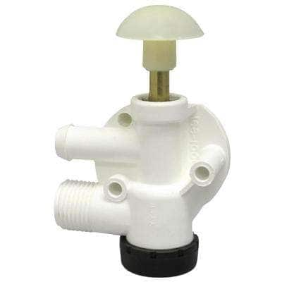 Water Valve Kit for SeaLand, Traveler and VacuFlush Foot-Pedal Toilets