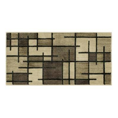 Fairfield Oyster 2 ft. x 4 ft. Scatter Area Rug