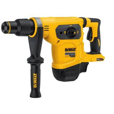 FLEXVOLT 60-Volt MAX Cordless Brushless 1-9/16 in. SDS MAX Combination Rotary Hammer (Tool-Only)