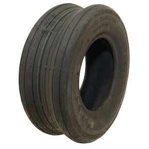 Tire for Kenda 23070006, 104010860A1, Carlisle 5180951 Tire Size 16 in. x 6.50-8, Tread Rib