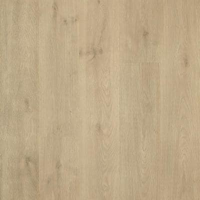Outlast+ 7.48 in. W Natural Cascade Oak Waterproof Laminate Wood Flooring (1079.65 sq. ft./pallet)