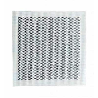 4 in. x 4 in. Drywall Self Adhesive Wall Repair Patch (6-Pack)