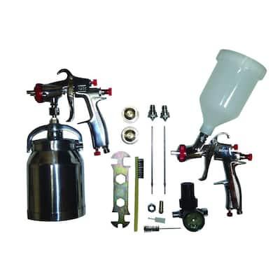 LVLP Spray Gun Kit