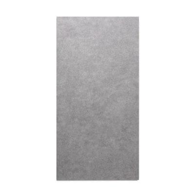 TerraCore Holland Gray 12 in. W x 24 in. L Click-Lock Luxury Vinyl Tile (16 sq. ft./case)