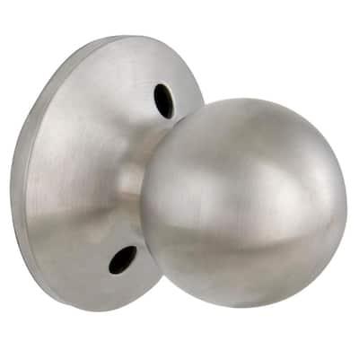 Saturn Stainless Steel Dummy Door Knob