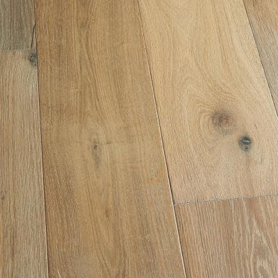 French Oak Belmont 3/8 in. T x 6 1/2 in. W x Varying Length Engineered Click Hardwood Flooring (23.64 sq. ft./case)