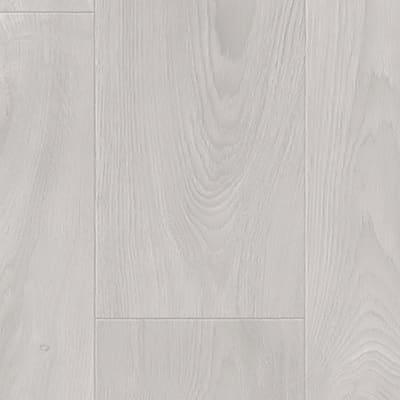 Mild Grey Oak Wood Residential Vinyl Sheet Flooring 13.2ft. Wide x Cut to Length