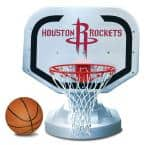 Houston Rockets NBA Competition Swimming Pool Basketball Game