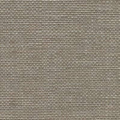 Bohemian Bling Bronze Basketweave Bronze Wallpaper Sample