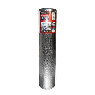 4 ft. x 10 ft. Double Reflective Insulation Air Roll with Double Bubble