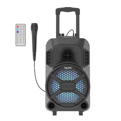 Megabass LED Jobsite Speaker