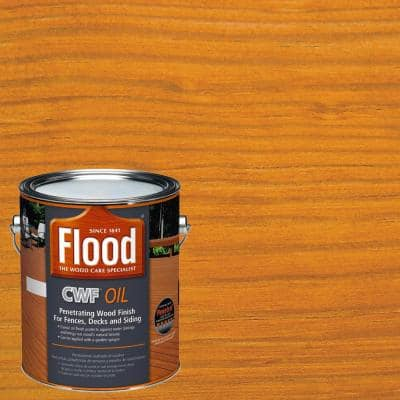 1 Gal. Clear CWF Oil Penetrating Exterior Wood Stain