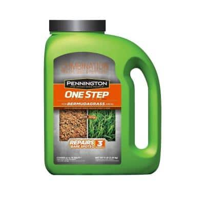 5 lb. One Step Complete for Bermudagrass Areas with Mulch, Grass Seed, Fertilizer Mix