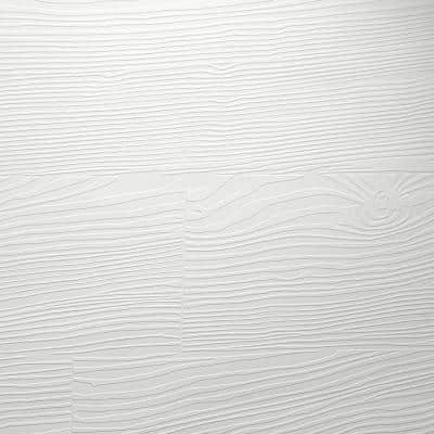 Paintable Vinyl Pre-Pasted Washable Wallpaper Roll (Covers 56.4 Sq. Ft.)