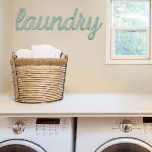 Indoor Laundry Decorative Sign