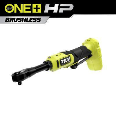 ONE+ HP 18V Brushless Cordless 3/8 in. Extended Reach Ratchet (Tool Only)