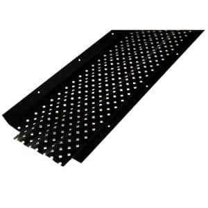 5 in. x 4 ft. Armour Shield Gutter Guard (5-Pack)