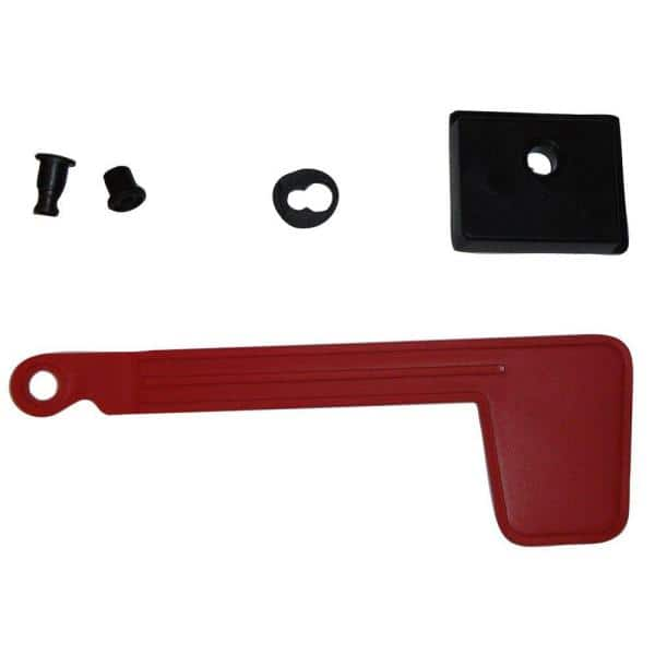 Red Flag screw replacement part for the mailbox with