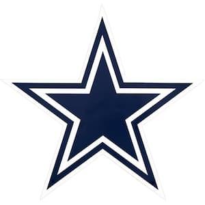 NFL Dallas Cowboys Outdoor Logo Graphic- Small