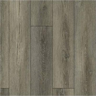 Take Home Sample - Sanibel Oak Click-Lock Vinyl Plank Flooring - 5 in. x 7 in.