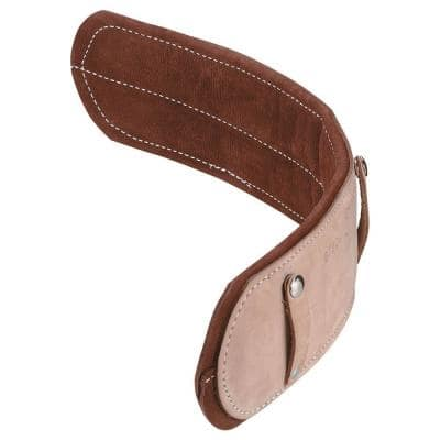 30 in. Leather Cushion Belt Pad