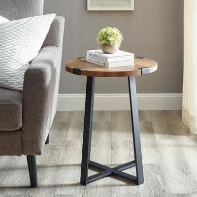 Walker Edison Accent Tables Living, Accent Tables For Living Room