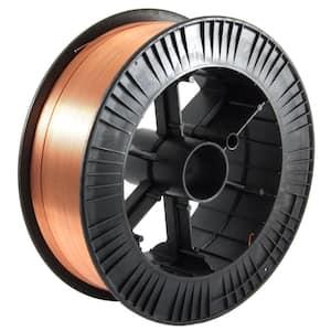 0.045 Dia E70S-6 Mild Steel MIG Wire 33 lb. Spool