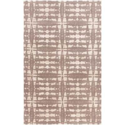 Fosston Camel 8 ft. x 10 ft. Area Rug