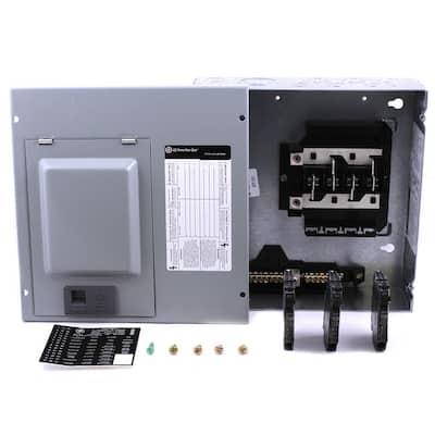 PowerMark Plus 125 Amp 8-Space 16-Circuit Indoor Main Lug Breaker Value Kit