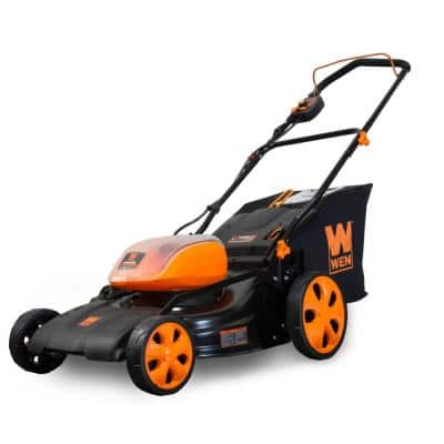 19 in. 40-Volt MAX Lithium-Ion Cordless Battery 3-in-1 Walk Behind Push Lawn Mower with 16 Gal. Bag (Tool-Only)