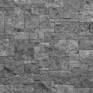 Georgetown Run Phantom Shadow Non-Rated Flat Stone Veneer (14.25 sq. ft. per Box)