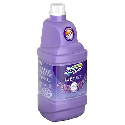 WetJet 42.2 oz. Lavender Vanilla and Comfort Scent Multi-Purpose and Hardwood Floor Liquid Cleaner Refill
