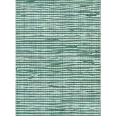 Jute Grass Cloth Peelable Wallpaper (Covers 72 sq. ft.)