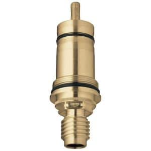 Thermostat 3/4 in. Cartridge with Factory Finish