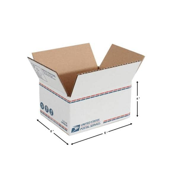 11x8x6 New Corrugated Boxes for Moving or Shipping Needs 32 ECT
