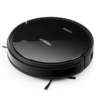 Robotic Vacuum Cleaner with Mopping and Smart Phone Controls