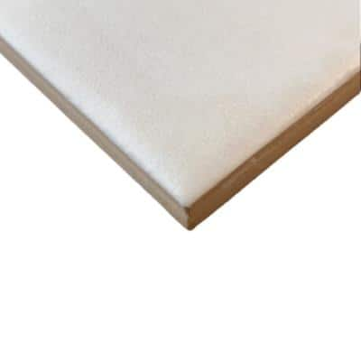 Maiolica Matte Biscuit 8 in. x 8 in. Matte Ceramic Floor and Wall Tile (12.7 sq. ft./Case)
