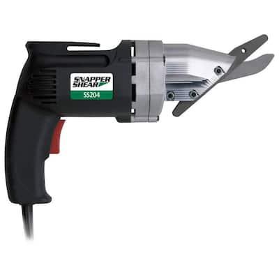 Metal Snapper Shear 4.8 Corded Fiber Cement Siding Shear