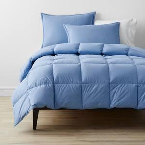 LaCrosse Light Warmth Porcelain Blue Full Down Comforter