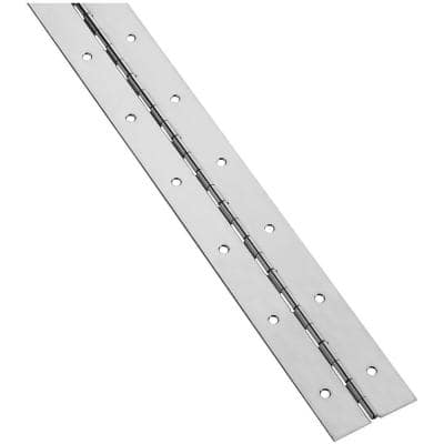 2 in. x 72 in. Continuous Hinge