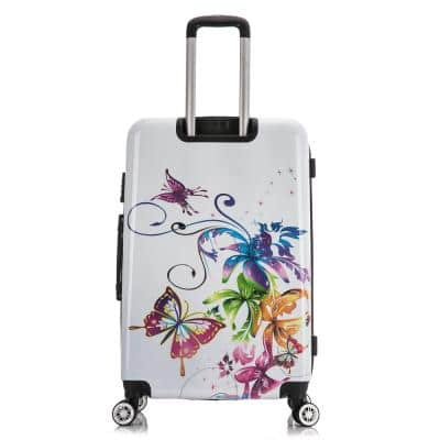 Prints Lightweight Hardside Spinner 20 in. Carry-On Fusion