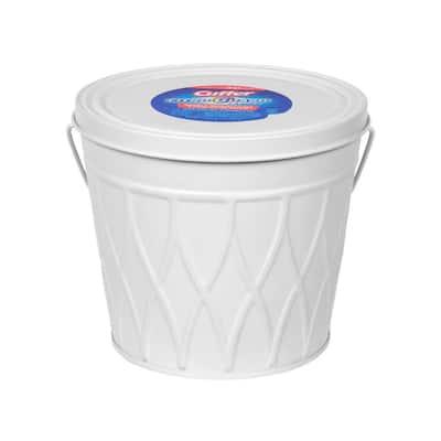 17 oz. Citro Guard Bucket Candle in White