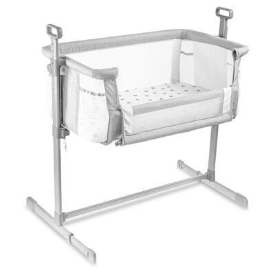 Mesh Breathable Bedside Bassinet