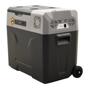 E-Kooler 52 qt. Electric Portable Cooler Mini Fridge