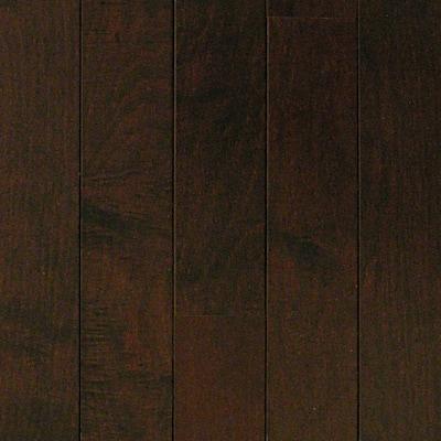 Take Home Sample - Maple Chocolate Engineered Hardwood Flooring - 5 in. x 7 in.