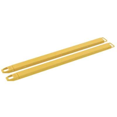 84 in. x 4 in. Standard Pair of Fork Extensions